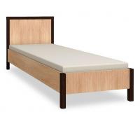 Кровать односпальная Баухаус-3