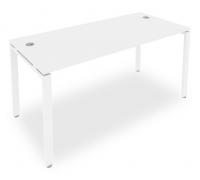 Стол офисный Metal System Style Б.СП-4