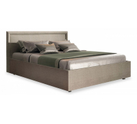 Кровать двуспальная с матрасом и подъемным механизмом Bergamo 180-190
