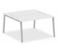 Стол офисный Metal System БА.РАС-СП-2.3