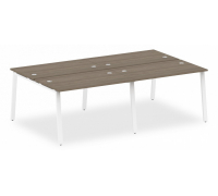 Стол офисный Metal System БА.СМ-4.2