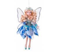 Елочная игрушка (36 см) Бабочка 856-049