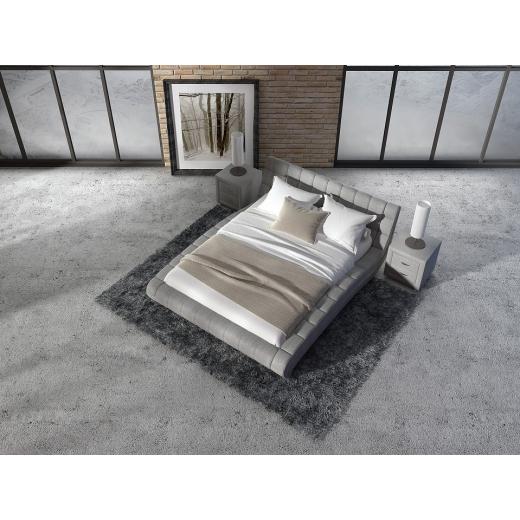 Кровать двуспальная с матрасом и подъемным механизмом Milano 160-190