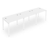 Стол офисный Metal System Style Б.СМ-3.1