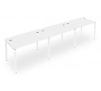 Стол офисный Metal System Style Б.СМ-3.2