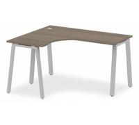 Стол офисный Metal System БА.СА-3 (L)