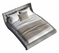 Кровать двуспальная с матрасом и подъемным механизмом Milano 180-200