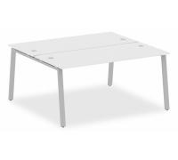 Стол офисный Metal System БА.РАС-СП-2.4