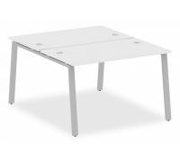 Стол офисный Metal System БА.РАС-СП-2.2