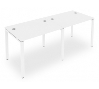 Стол офисный Metal System Style Б.СМ-2.1