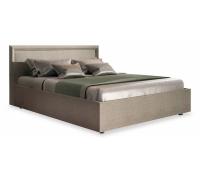 Кровать двуспальная с матрасом и подъемным механизмом Bergamo 160-190