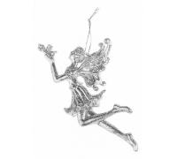 Елочная игрушка (8x14 см) Ангел 858-163
