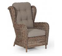 Кресло Catherine 5531-62-23 коричневое