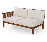 Секция для дивана Dallas 10895H-2 коричневый