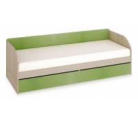 Кровать Киви ПМ-139.02 ясень коимбра/панареа