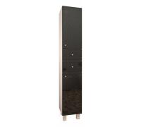 Шкаф для белья Мебелеф-3