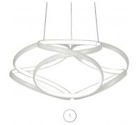 Подвесной светильник Ambrella Metallic 11 FL408
