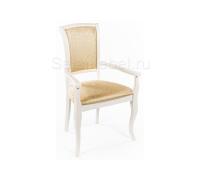 Кресло Milano молочное