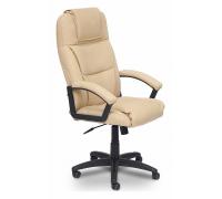 Кресло компьютерное Bergamo бежевый
