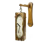 Настенные часы (11x33 см) Castita 714WD