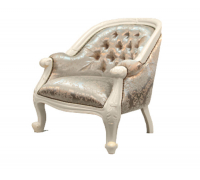 Кресло MK-CH01/1ST MK-2472-IV, слоновая кость
