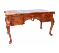 Письменный стол MK-DSK01 MK-2464-NM, итальянский орех