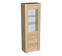 Шкаф-витрина Магнолия ГМ-3