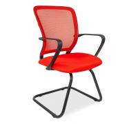 Кресло Chairman 698 V красное