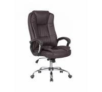 Кресло руководителя College CLG-616 LXH Brown